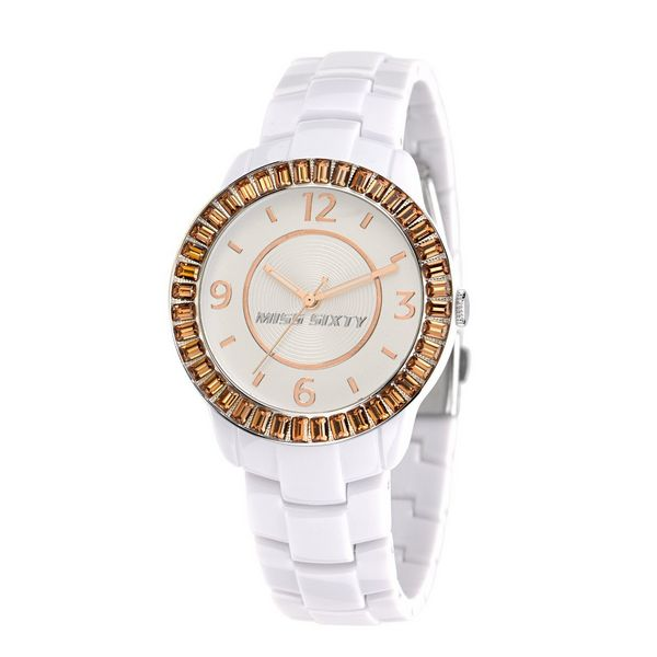 Ladies' Watch Miss Sixty R0753118503 (39 mm)