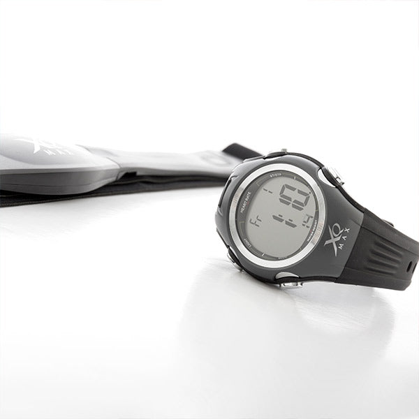 Watch-Cardiometer with Chest Strap