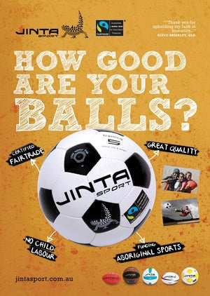 How Good Are Your Balls - Soccer Poster