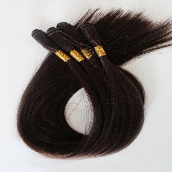 "18"" Hand Tied Wefts - 3N (Neutral)"