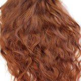 "22"" Beach Wave Hand Tied Hair- 6RC(Red Copper)"