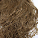"22"" Beach Wave Hand Tied Wefts - 8N(Neutral Light Brown)"