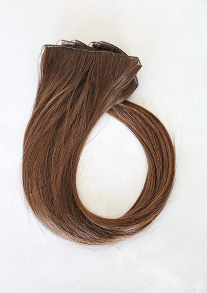 "22"" Hand Tied Wefts - 6GWB (Gold Warm Brown)"