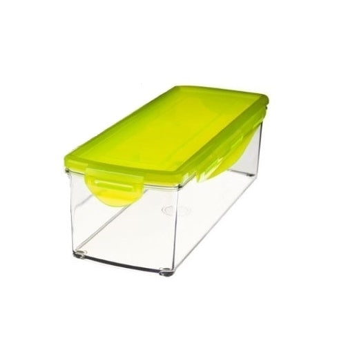 Genius Nicer Dicer Plus Replacement Container with Lid - Pack of 1