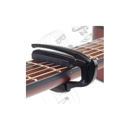 Guitar Capo Clamp For Electric Acoustic Tuba Quick Trigger Release
