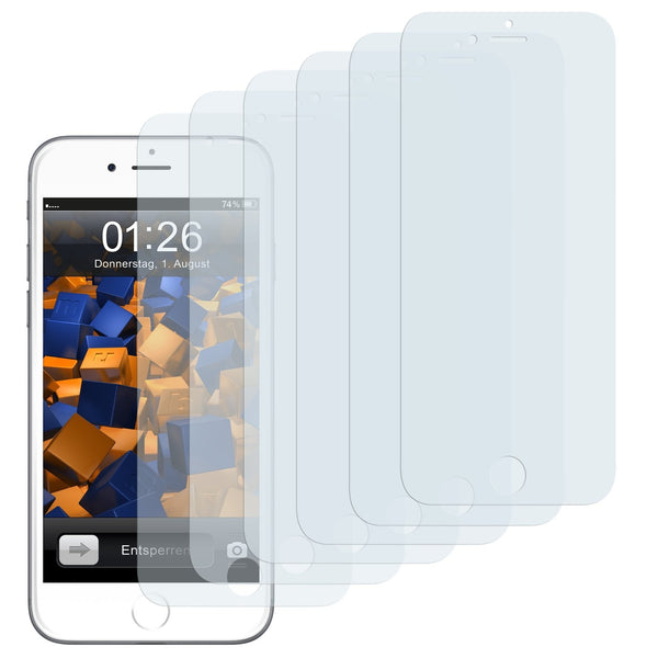 iPhone 6 Screen Protector, Apple iPhone 6 Plus 5.5 Screen Protector - 6 Pack Premium HD Clear Version for iPhone 6 Plus