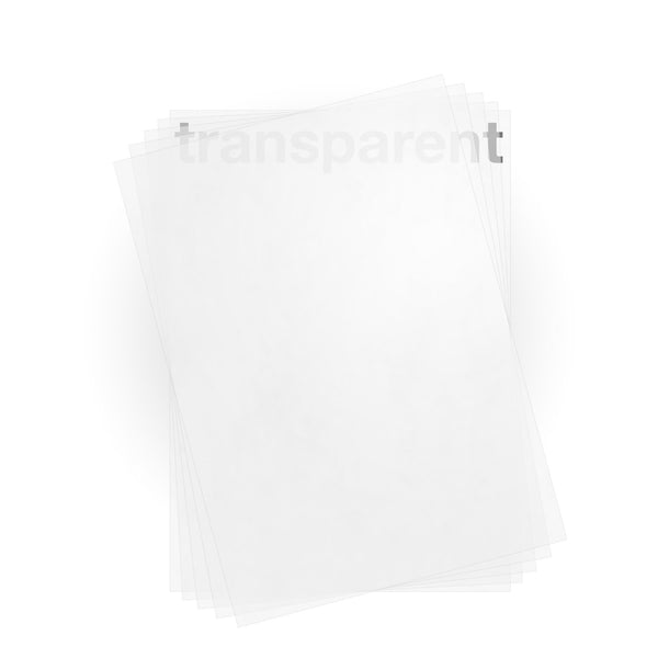 100 sheets of tracing paper, A4 100gsm for Laser & Inkjet Printers