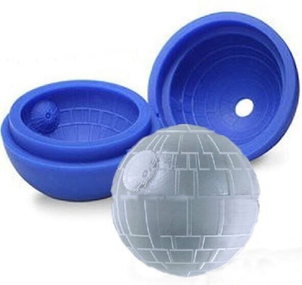 Party Game | STAR WARS Death Star 5.5 cm | Ice, chocolate silicone mold