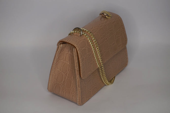 Mini Tee Bag - Beige