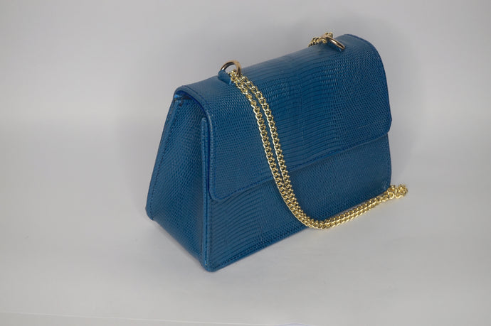 Mini Tee Bag - Blue