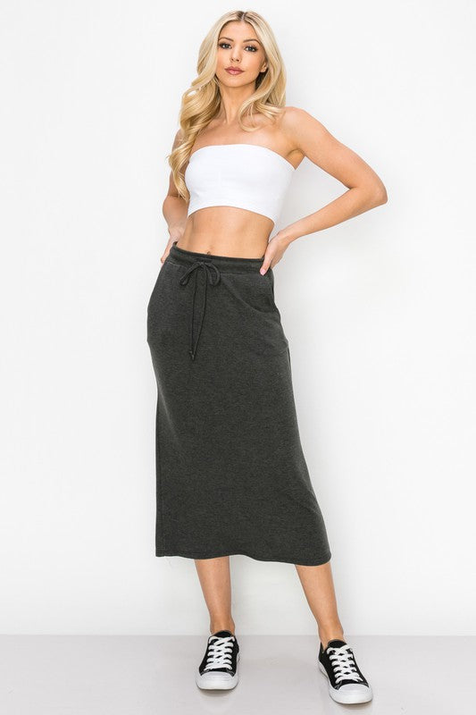 Heather Midi Skirt
