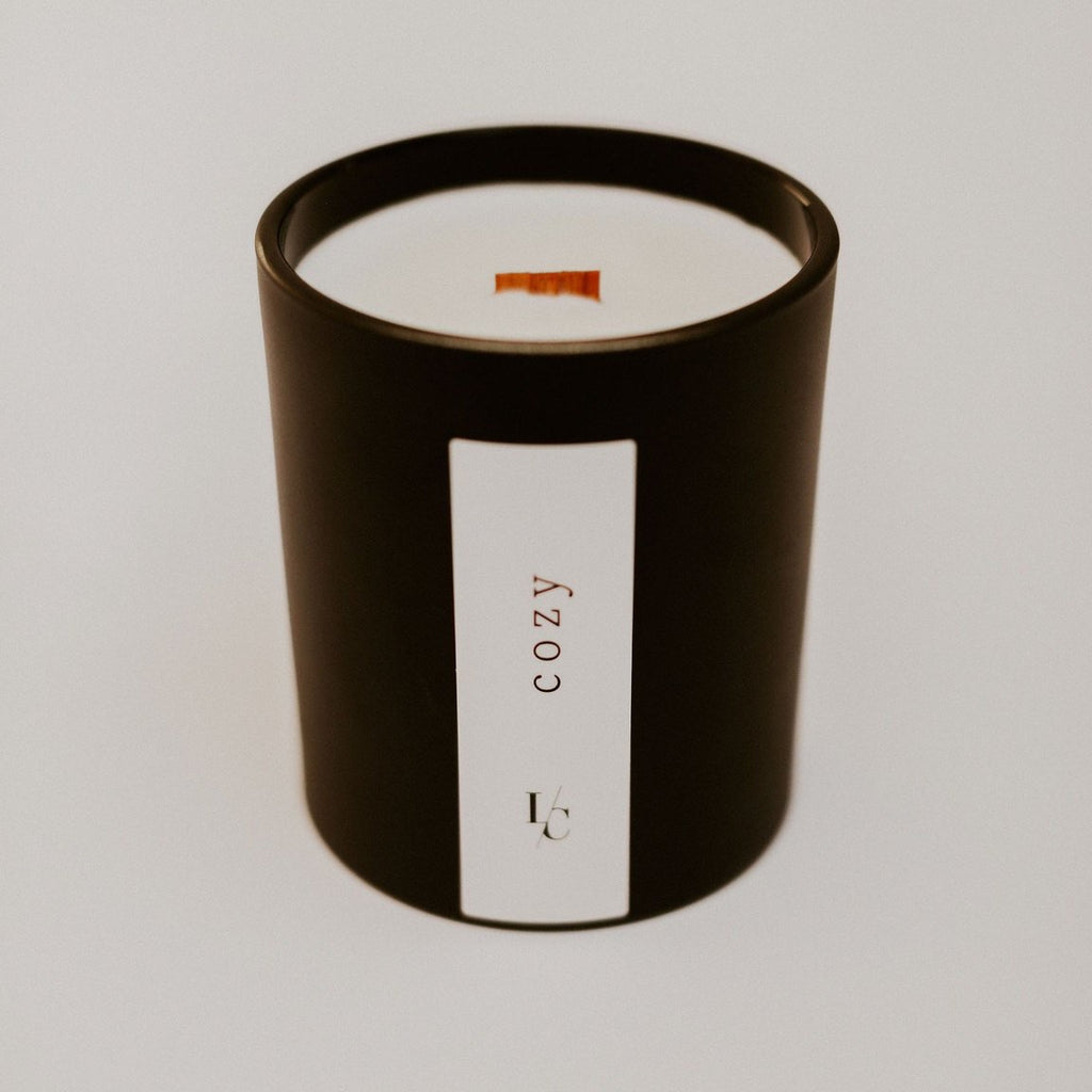 Left Coast Candle Holiday