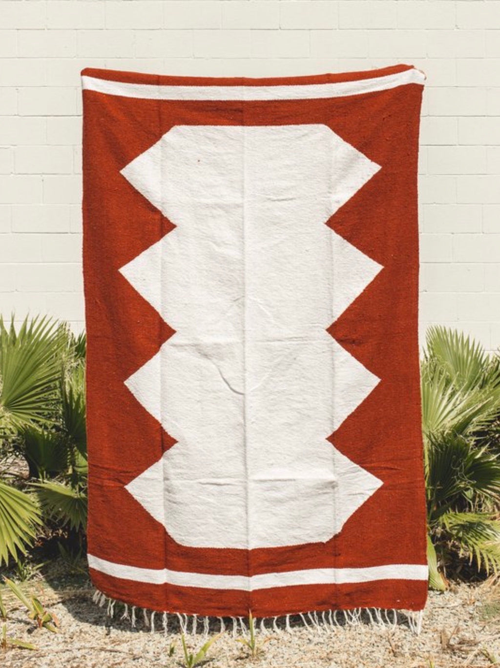 Mixteca Tribal Blanket