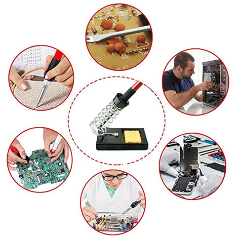 SOLDERING IRON FULL KIT