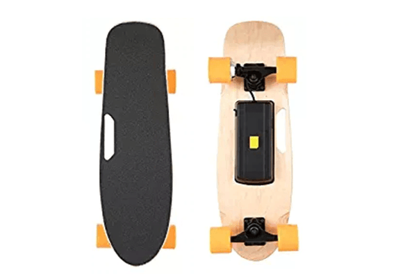 F&F Mini Dual Electric Skateboard For Adults - FREE SHIPPING
