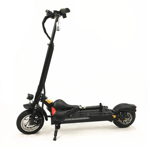 FLJ 1200W Trotinette Electric Scooter With Speed Limited Button