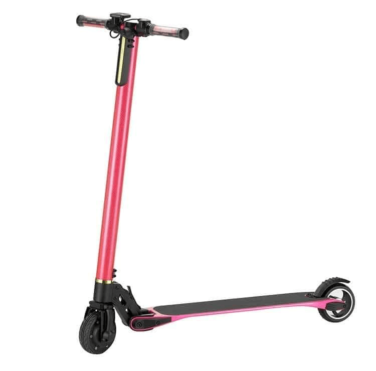 F&F 6.5 inch Aluminum Alloy Scooter-AS65 with EABS Microelectronic Control Braking System