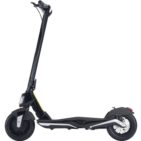 F&F MotoTec Mad Air 36v 10ah 350w Lithium Electric Scooter Grey