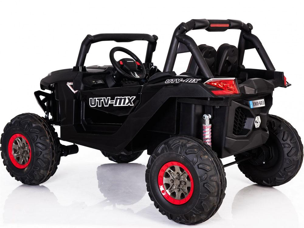 Mini Moto UTV 4x4 12v Black