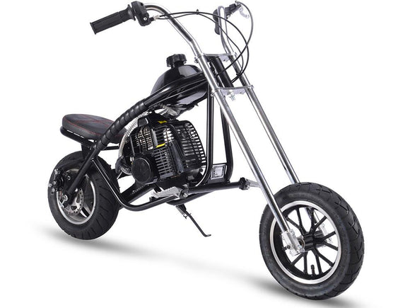 MotoTec Gas Powered Chopper For Kids [49cc Gas] Free Shipping