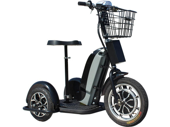Best-Most Powerful MotoTec Electric Trike [48V-800W]