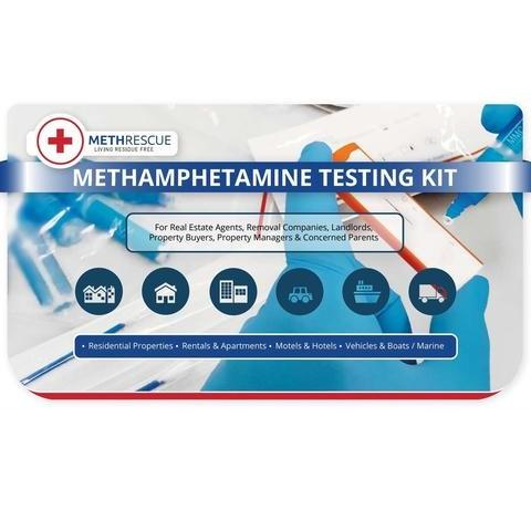 Instant Results Onsite Meth Test inc Detailed Report