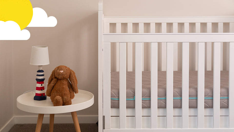 Have you ever thought about what's in your baby's cot mattress?