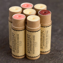 Load image into Gallery viewer, Nutley's 14ml* Plastic Free Cardboard Lipbalm Tube