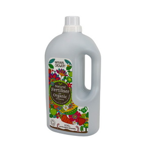 Natural Grower Fertiliser Liquid Concentrate