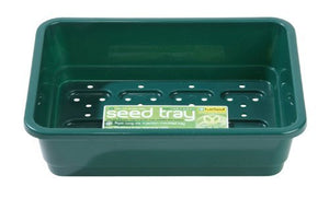 Garland Half-Size Seed Tray: Select Drainage Holes