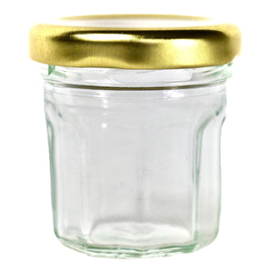 Nutley's 42ml Wide Mouth Jar: Pick Quantity and Lid Colour