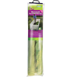 Haxnicks Micromesh Wind & Pest Barrier, pack of 2: protect veg from pests