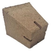 Load image into Gallery viewer, Nutley's 9cm Square Jiffy Peat-Free Fibre Plant Pot