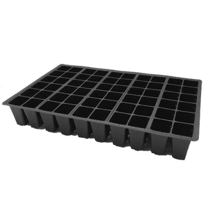 Nutley's 60 Cell Seed Tray Cavity Inserts UK made 100% recycled plastic