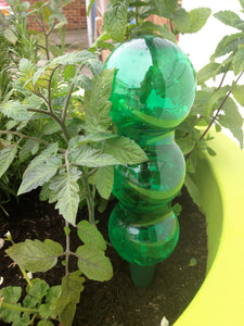 Great-looking Green Bottles for Plant Watering Spikes, 220ml 400ml 500ml 650ml 1.25L Watering Spike Aqua Balance