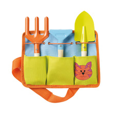 Load image into Gallery viewer, Briers Children's Tool Belt Gardening Outdoors Gift Hand Trowel Spade Fork