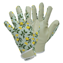 Load image into Gallery viewer, Briers Sicilian Lemon Lady Gardener Gloves Classic Comfort Outdoors Medium