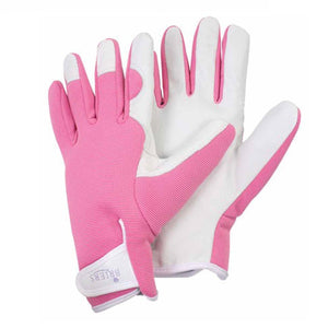 Briers Lady Gardener gloves soft leather style palm size 8 medium choose colour
