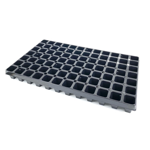 Nutley's Modiform Plug Plant Seed Trays with Drainage Holes (Pack of 2): Select Number of Cells