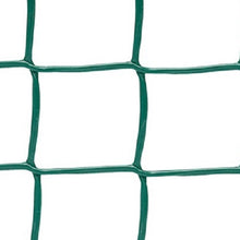 Load image into Gallery viewer, Nutley's climbanet trellis netting brown green white climb plastic mesh supporting garden outdoors