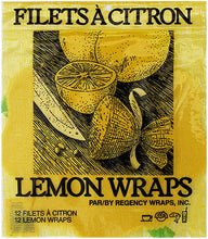 Load image into Gallery viewer, Eddingtons Lemon Wraps With Ribbons (Pack of 12)