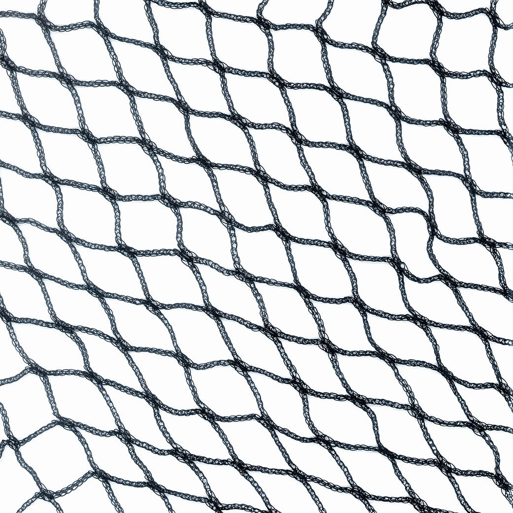 Nutley's Bird Netting Heavy Duty Woven Garden Fruit Cages pond 2m 4m 6m 8m 12m wide various lengths black