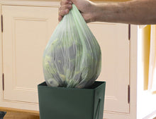 Load image into Gallery viewer, Biodegradable Liners for Garland 5 Litre 10 Litre 9 Litre Compost Caddy Bin