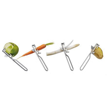 Load image into Gallery viewer, Westmark Swivel Vegetable Fruit Potato Peeler A German Classic for Over 50 Yrs Right Hand Use