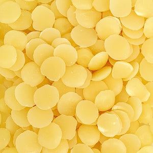 Nutley's Rice Bran Wax Pellets Make Cosmetics 100% Natural Vegan Beeswax Alternative