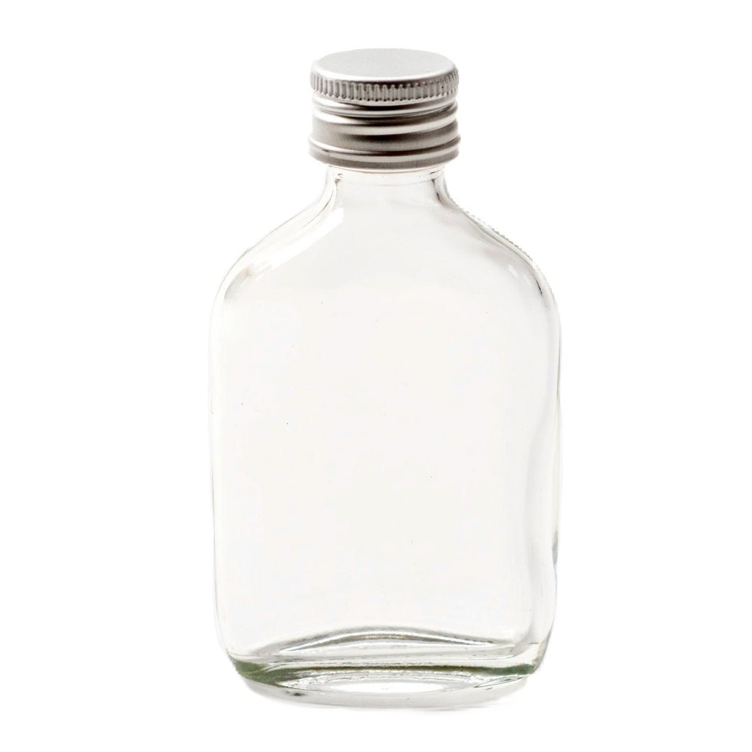 Nutley's 50ml Miniature Flask with Silver Cap