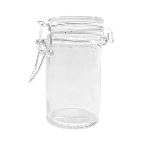 Nutley's 72ml Clip Top Preserve Jars