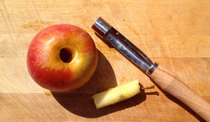 Nutley's Stainless Steel Apple Corer