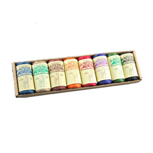 Nutscene Tiddler Twine String Gardener's Gift Set: Eight Different Colours
