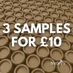 3 Samples with Delivery for £10